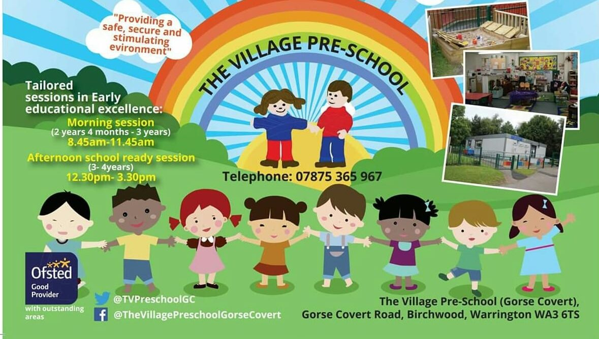 The Village Pre-School (Gorse Covert)